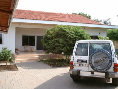 Contact - Ghana